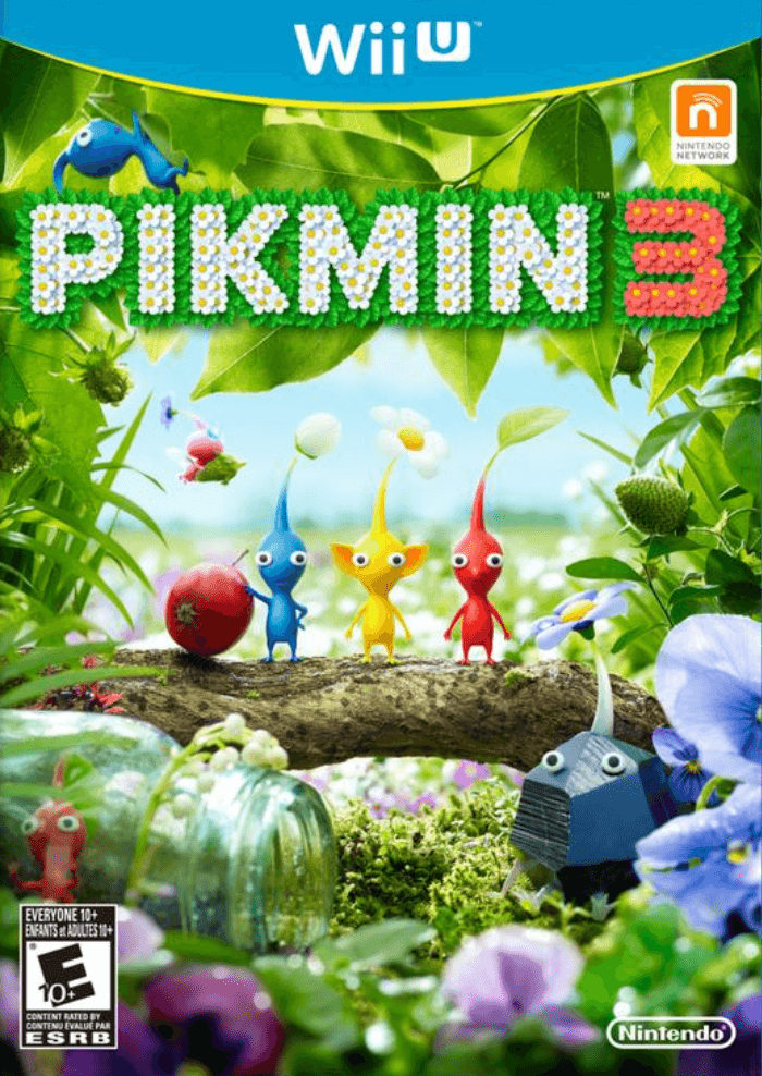 Pikmin 3 Iso Rom Wiiu Game Download