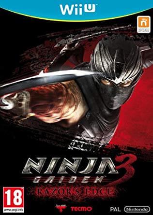 Ninja Gaiden 3 Razor S Edge Wiiu Rom Iso Nintendo Wiiu Download