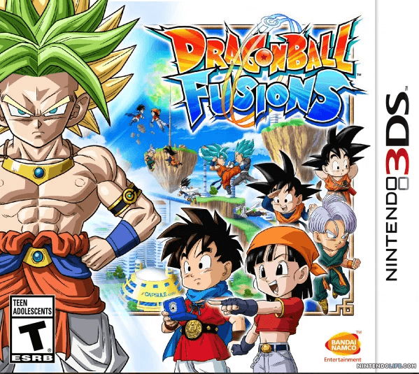 Dragon Ball Fusions 3ds Rom Cia Free Download