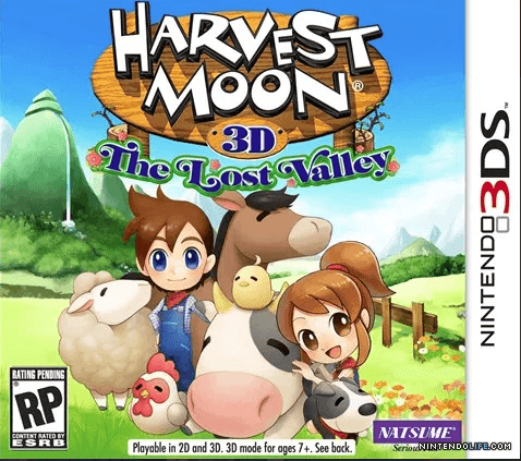 harvest moon a new beginning 3ds rom free download