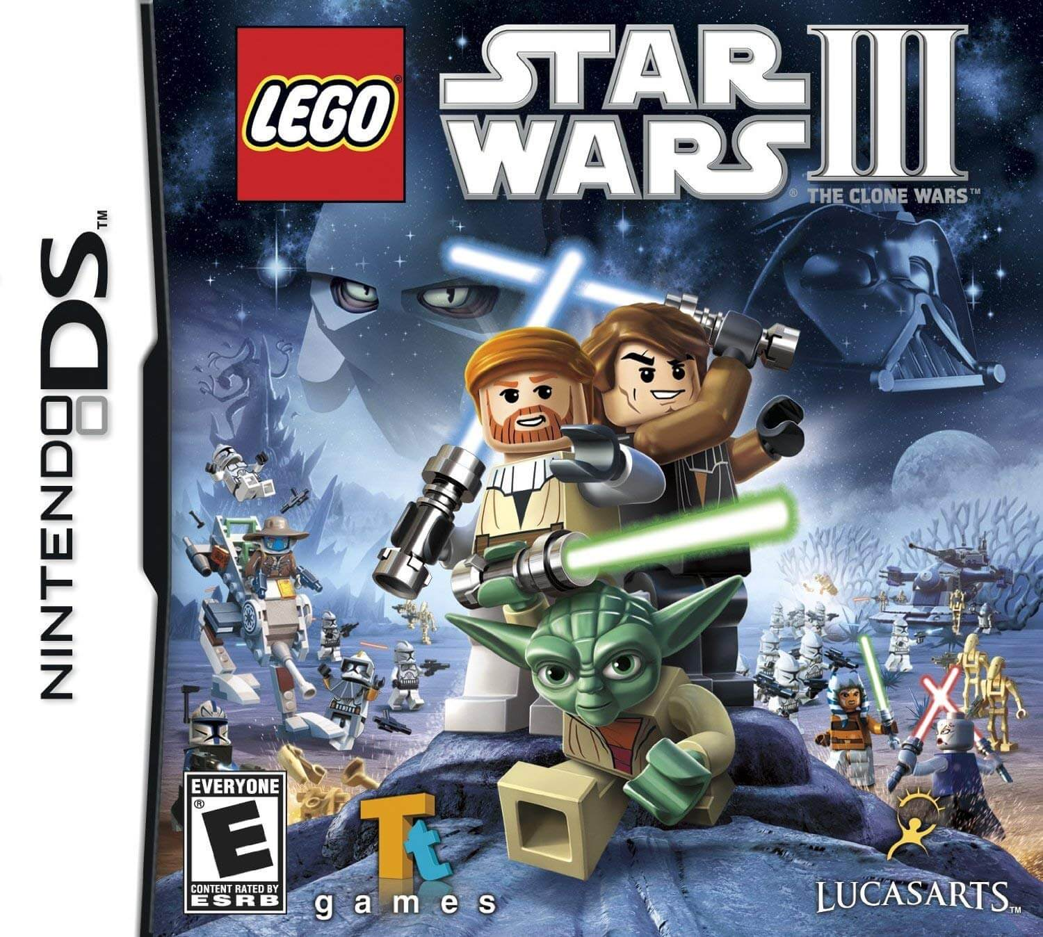 Lego Star Wars Iii The Clone Wars 3d 3ds Rom Cia Free Download