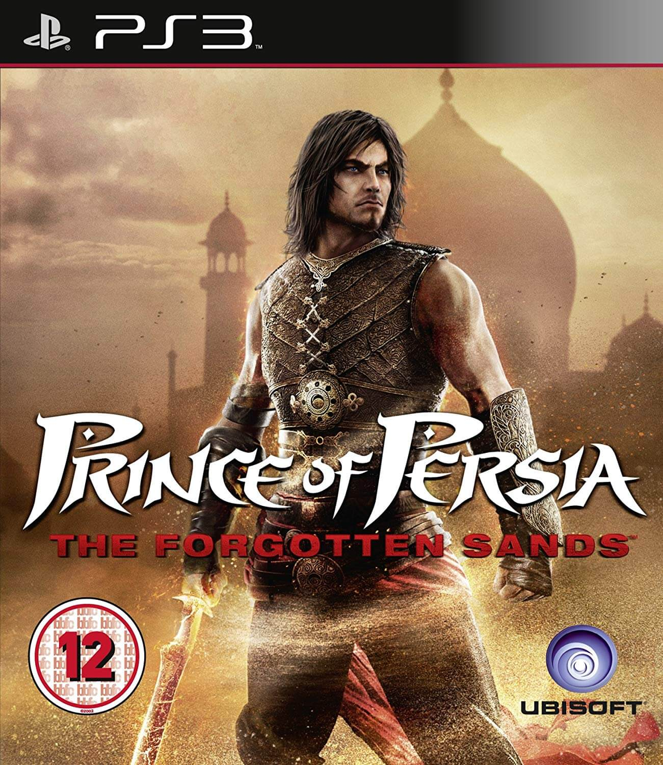 Prince Of Persia The Forgotten Sands Ps3 Iso Rom Playstation 3 Download