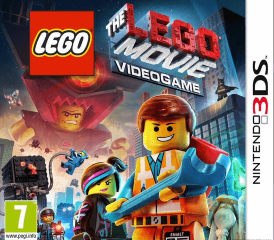 The Lego Movie Videogame 3ds Rom Cia Free Download