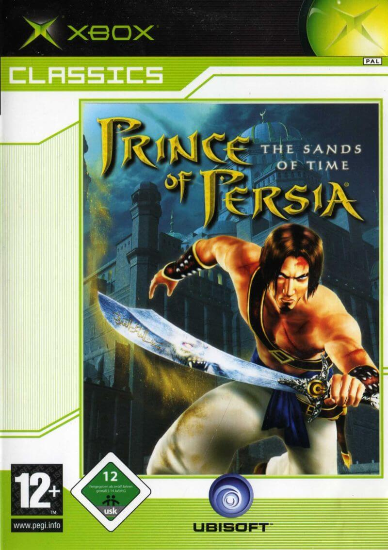 Prince Of Persia The Sands Of Time Rom Iso Xbox Game Download