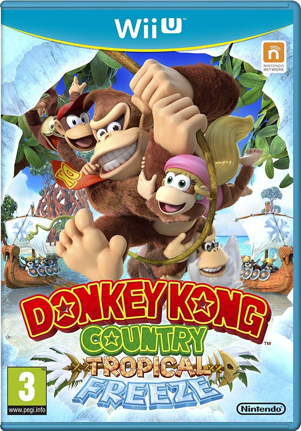 Donkey kong country tropical freeze iso rom
