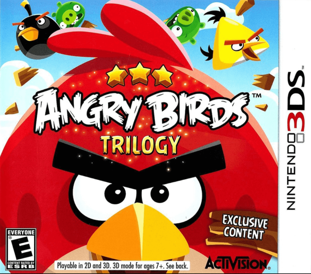 angry birds trilogy game free download