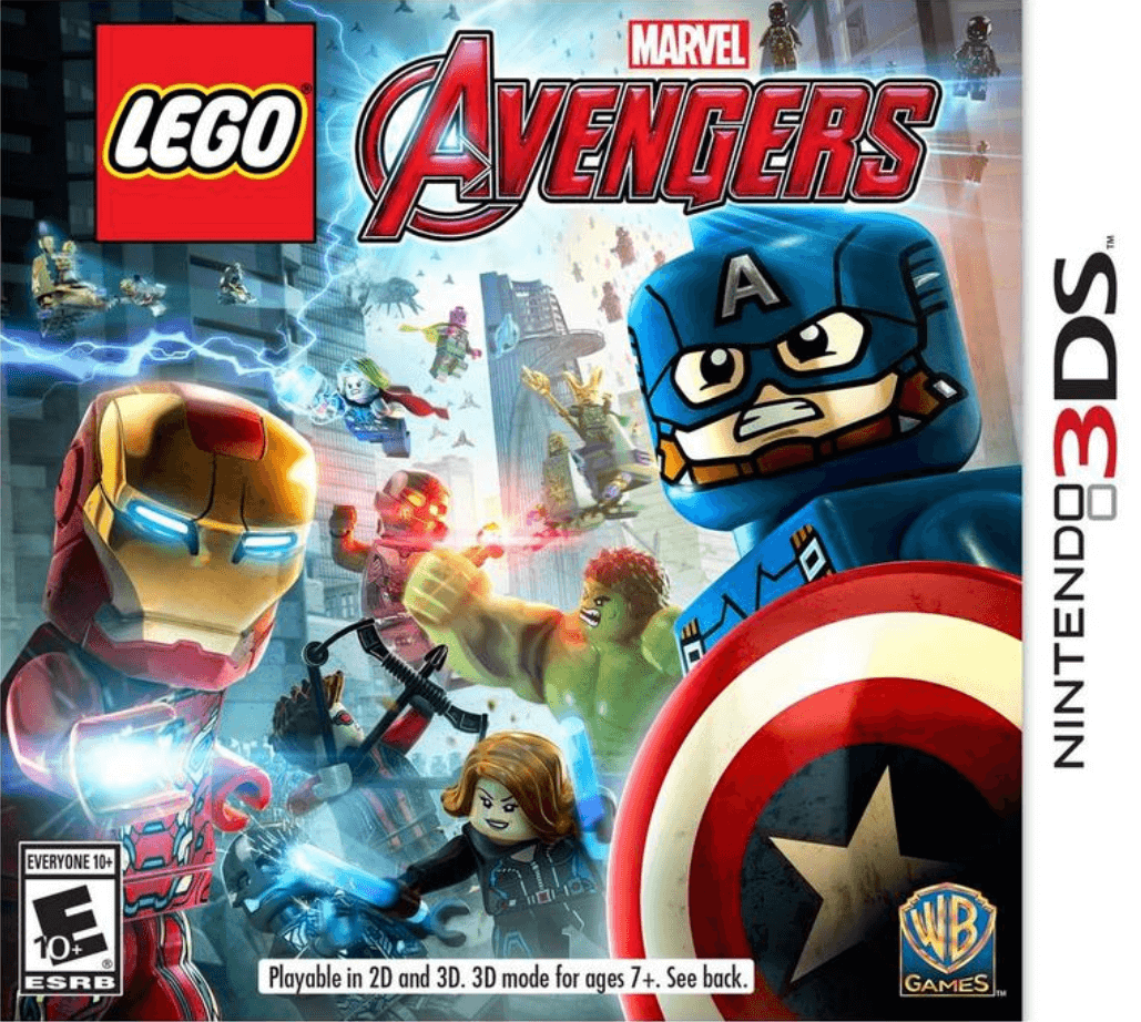 Lego Marvel S Avengers 3ds Rom Cia Free Download