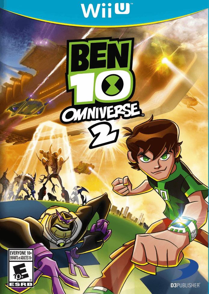 Ben 10 Omniverse 2 Wiiu Rom Iso Nintendo Wiiu Download