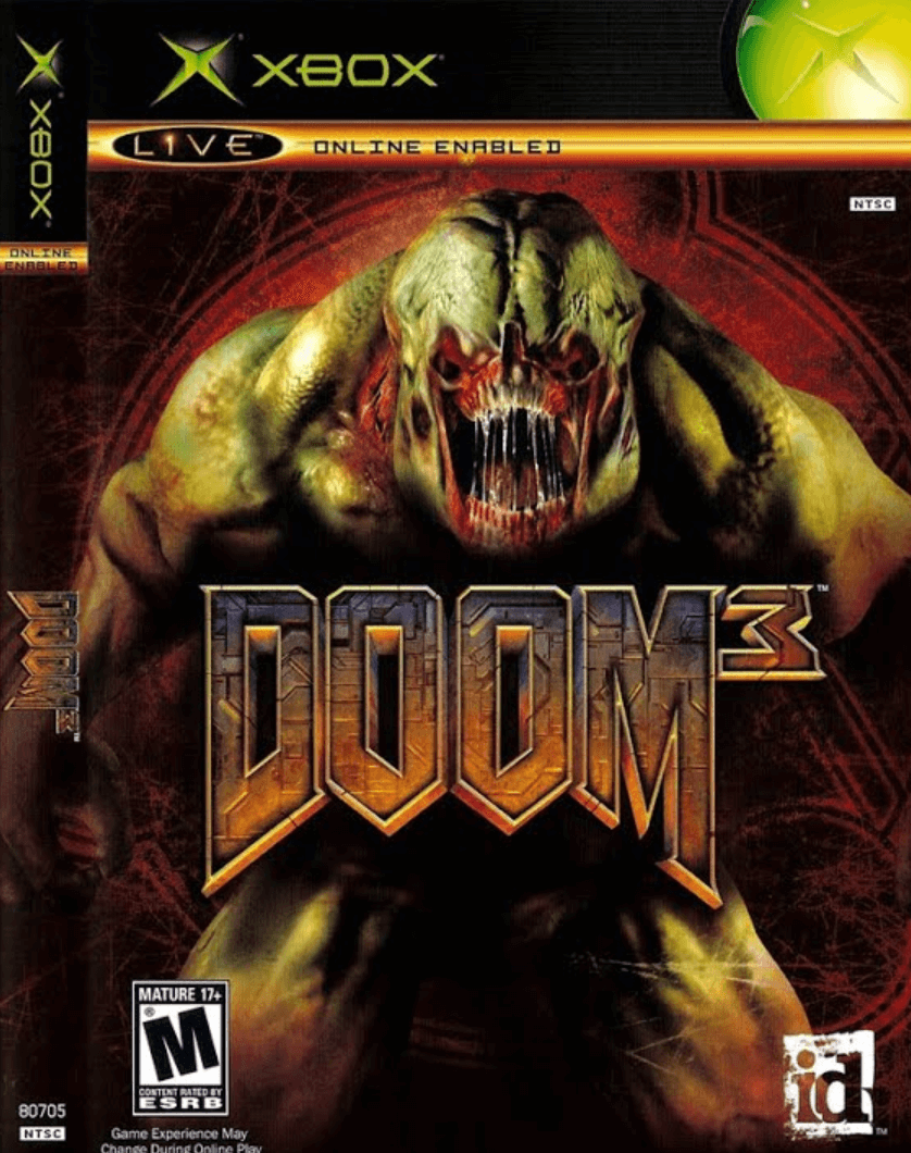 Doom 3 Rom Iso Xbox Game Download