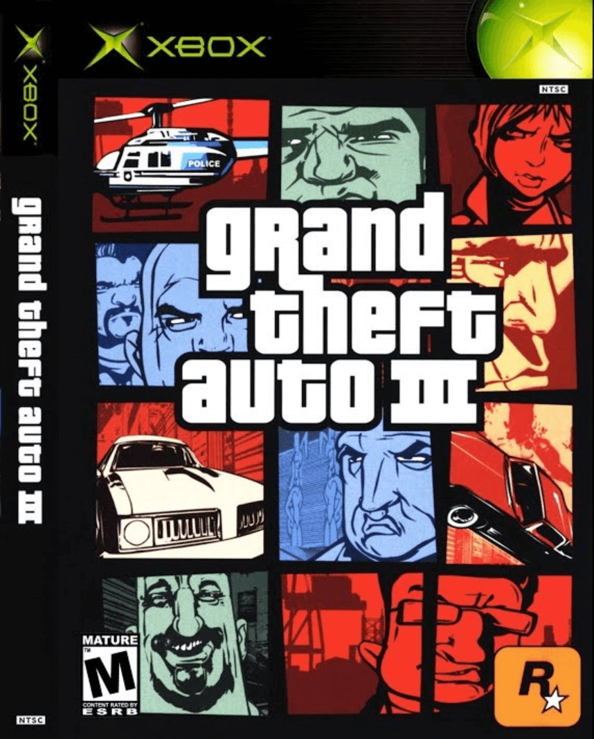 Grand Theft Auto Iii Xbox Iso Roms Downloa Rom Iso Xbox Game Download