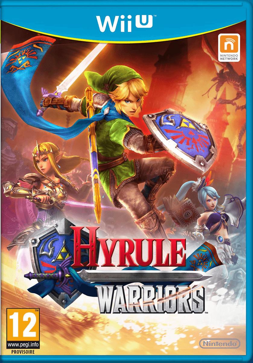 Hyrule Warriors Wiiu Rom Iso Nintendo Wiiu Download