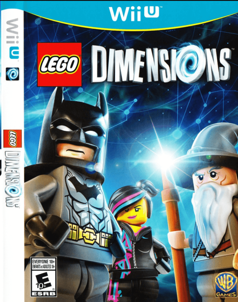 Lego Dimensions Wiiu Rom Iso Nintendo Wiiu Download
