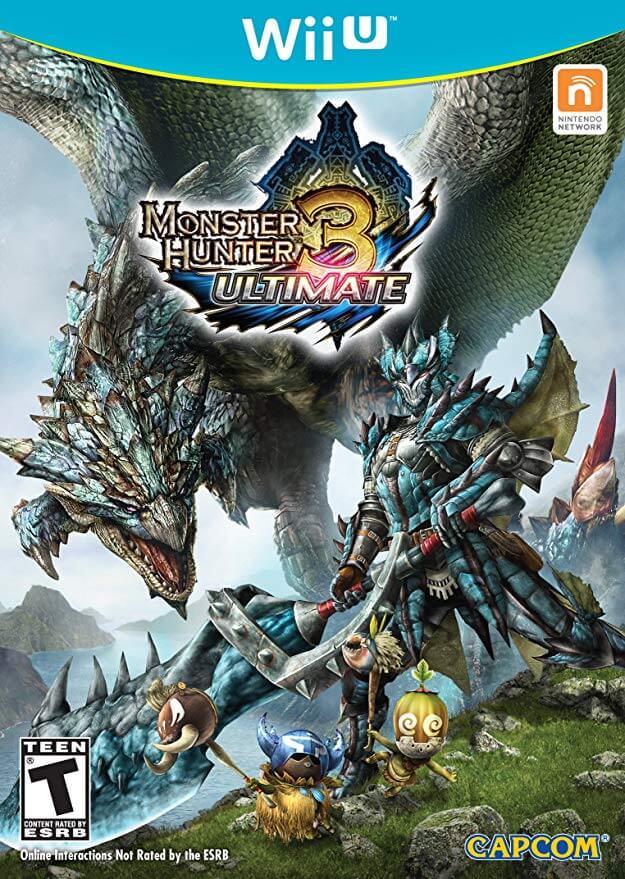 Monster Hunter Tri Wii Iso