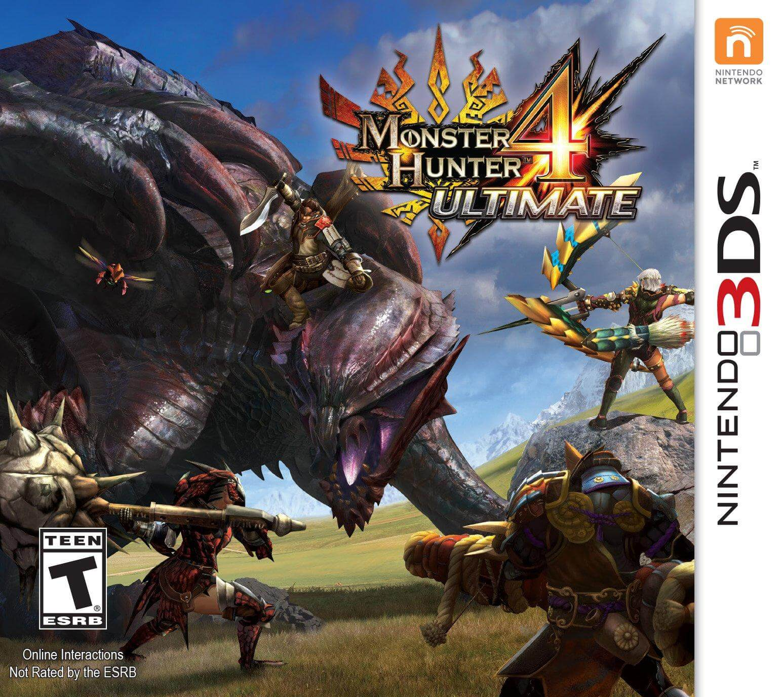 Monster Hunter 4 3ds Rom Cia Free Download