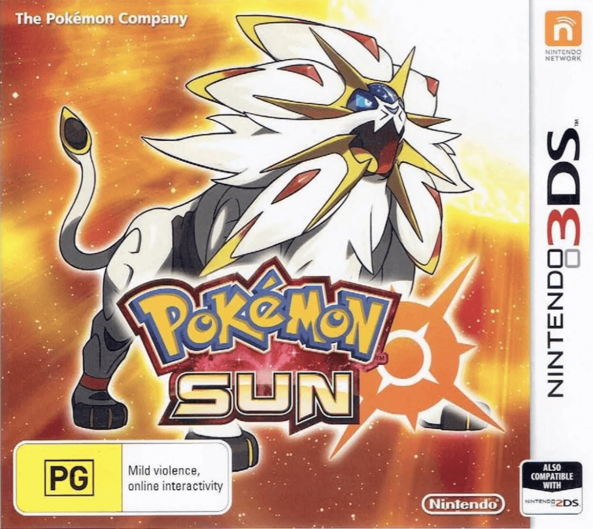 Pokemon sun and moon file for ppsspp download