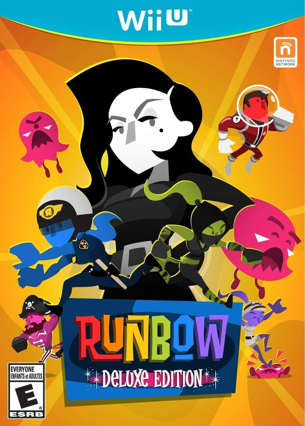 Runbow Deluxe Edition Iso Rom Wiiu Game Download