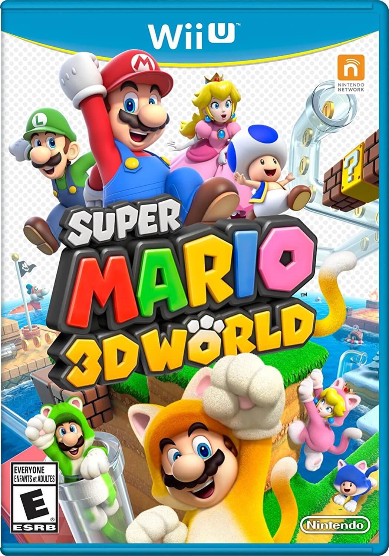 Super Mario 3d World Wiiu Rom Iso Nintendo Wiiu Download