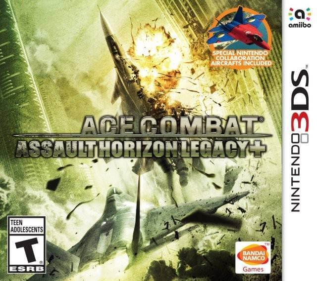 Ace Combat Assault Horizon Legacy 3ds Rom Cia Free Download
