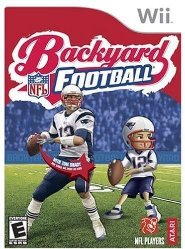 Backyard Football - Wii ROM & ISO - Nintendo Wii Download