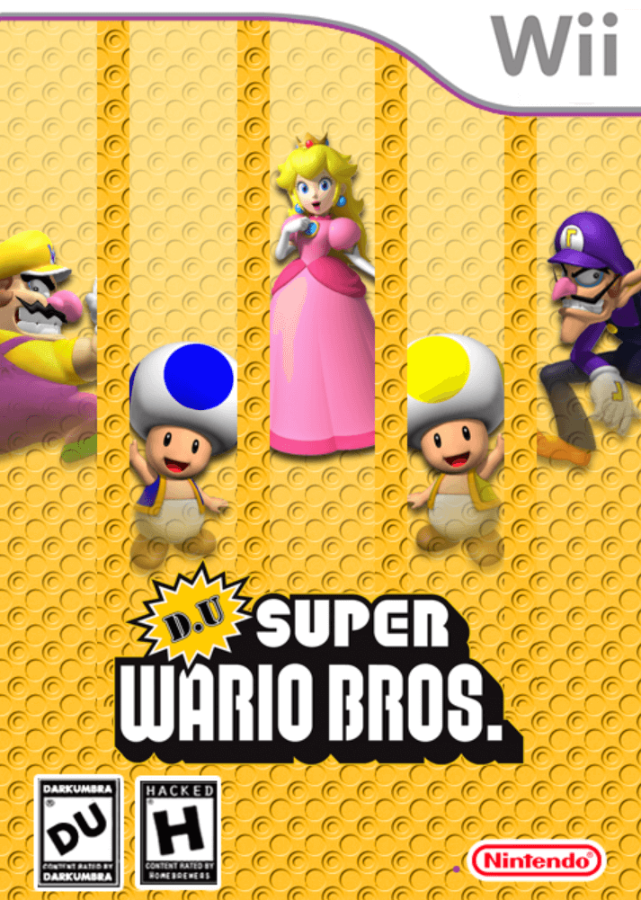 Du Super Wario Bros Wii Rom Iso Nintendo Wii Download If you know a good site for switch releases, could you send it to me. du super wario bros wii rom iso