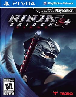 Ninja Gaiden Sigma 2 Plus Psv Iso Playstation Vita Rom