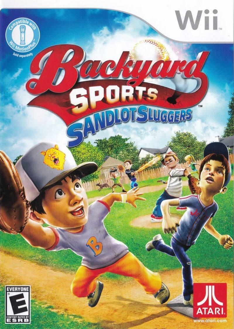 Backyard Baseball: Sandlot Sluggers - Wii ROM & ISO ...
