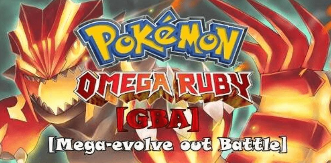 Pokemon Omega Ruby (Pokemon Ruby Hack) - GBA ROM - GB Advance Game