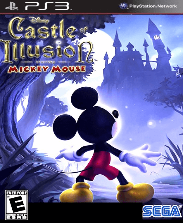 Castle Of Illusion Starring Mickey Mouse Ps3 Iso Playstation 3