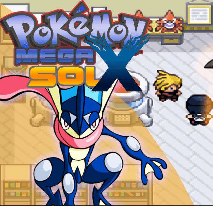 Adventure pokemon rom gba mega Pokemon Mega
